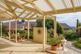 Design Ideas For Suntuf Roofing Timber Pergola Design And Suntuf Roof Ideas And South Australia