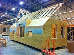 modular home builder site built homes in the snow and rain versus