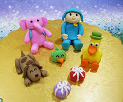 pocoyo cake toppers bob the builder 3d cake toppers 513