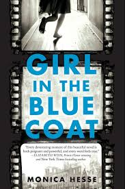 librisnotes the in the blue coat by monica hesse