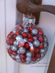 15 ornament decorating ideas you can fill with candy mini disco