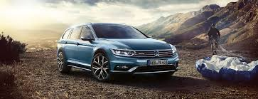 volkswagen alltrack gray the new passat alltrack