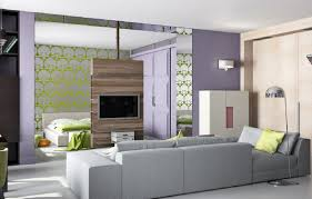 3d Apartment by 3d Apartment Bedroom Tv Wall Partition 3d House