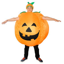 pumpkin costume mascot pumpkin costume suit