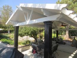 Insulated Aluminum Patio Cover Alumawood Maxx Insulated Patio Roofs Patio Covers
