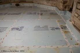 Basement Floor Insulation Flooring Reshaping Our Footprint Page 7