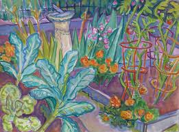 Vegetable Garden Blogs by Kate Knapp Artist Blog Our Vegetable Garden In The Berkshires