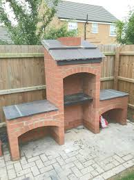 Backyard Barbecue Grills He Takes This Pile Of Bricks And Absolutely Transforms His