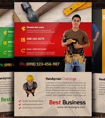 13 best handyman flyer templates u0026 designs free