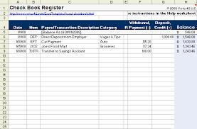 Checking Account Balance Sheet Template 11 Checkbook Balance Sheet Resume Reference