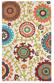 Brown And Orange Area Rug Orange And Turquoise Rug Roselawnlutheran
