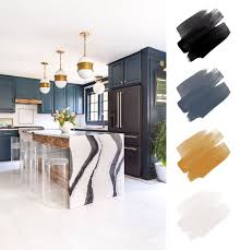 kitchen color schemes with gray cabinets 6 beautiful kitchen color schemes for every style according