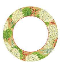 Christmas Paper Table Decoration by Christmas Paper Plates And Napkins