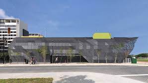 gallery of sutd housing and sports look architects surbana