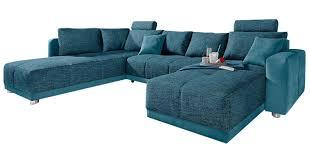 sofa mit schlaffunktion kaufen wohnlandschaft sofa in u form bestellen bei cnouch de