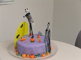 nightmare before christmas cake decorations nightmare before christmas cakes inc