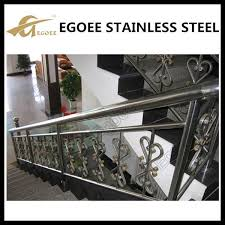 stainless steel ornaments fence and gate decorative accessories