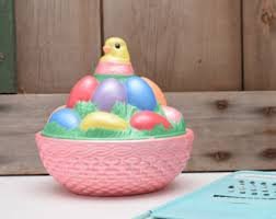 Easter Decorations Malta by Vintage Easter Etsy