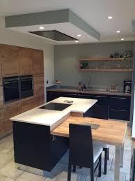 photo de cuisine avec ilot plan cuisine ilot central 3 patrix actualit233s cuisine avec