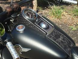ideas for leather tank panel harley davidson forums
