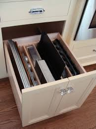 kitchen pan storage ideas drawer inserts organizing kitchen drawers and cabinets best 25 pan