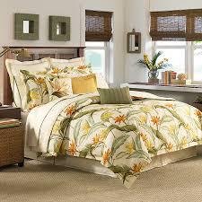 Hawaiian Bedding Tropical Print Comforters King Comforters Decoration