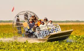 fan boat tours florida grape hammock fish c in lake wales florida