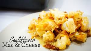 cauliflower mac and cheese ketoconnect