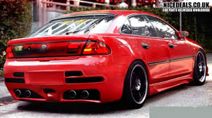 mazda worldwide mazda 323f body kits sports bumpers fenders wings skirts youtube