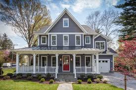 traditional farmhouse exterior colors exterior traditional with
