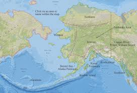 Alaska Rivers Map by Dec Division Of Spill Prevention And Response Contaminated