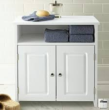 Bathroom Floor Storage Cabinets White Remarkable Bathroom Floor Cabinet Sanblasferry At Best