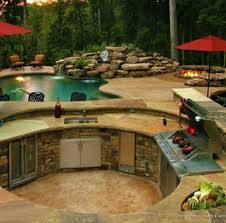 dream backyard bbq u0026 pool hell with the pool i just want the out