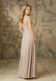 wedding bridesmaid dresses chiffon morilee bridesmaid dress with embroidery detail on
