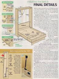 Free Plans To Build A Platform Bed by How To Build A Platform Bed Free Plans