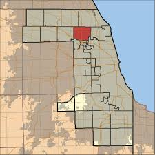 Aurora Il Zip Code Map by Maine Township Cook County Illinois Wikipedia
