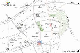 Pioneer Park Gurgaon Floor Plan Pioneer Park Residential Apartments In Gurugram India Pioneer Urban