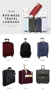 best travel luggage images The 6 best business travel luggage pieces for your next trip jpg
