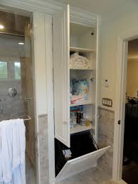 Best  Bathroom Linen Cabinet Ideas On Pinterest Bathroom - Bathroom closet designs