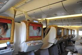 Boeing 777 Interior File Emirates Boeing 777 Business Cabin Jpg Wikimedia Commons