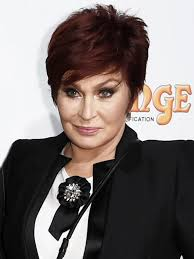 back view of sharon osbourne haircut sharon osbourne biography celebrity facts and awards tv guide