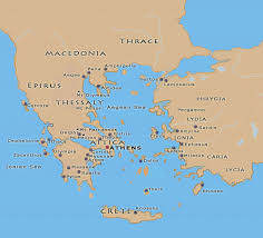 blank map of ancient greece ancient greece maps of the ancient ancient