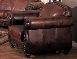 Chestnut Leather Sofa Chestnut Leather Chair Foter
