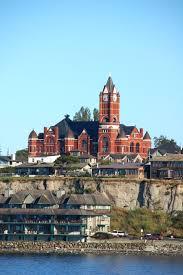 port townsend jefferson county courthouse washington state usa