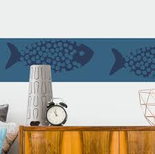 wandtattoo maritim fliesenaufkleber mosaik selbstklebende