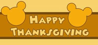 happy thanksgiving from the mouse for less family