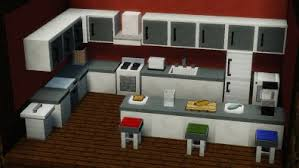 minecraft kitchen ideas mrcrayfish s furniture mod v3 4 7 the kitchen update bug fixes