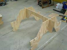 How To Make A Picnic Table Out Of 1 Sheet Of Plywood by Http Www Bikeforums Net Utility Cycling 674395 How Make Flat