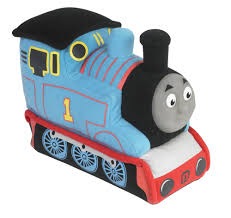 thomas the tank cuddly go glow night light plush pal brand new in