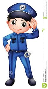 policeman uniform clipart clipartxtras